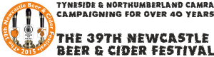 The 39th Newcastle Beer & Cider Festival 2015
